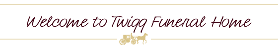 Twigg Funeral Home